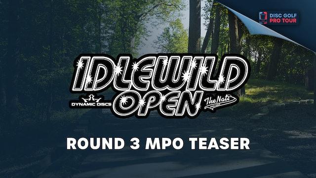 Round 3 MPO Teaser