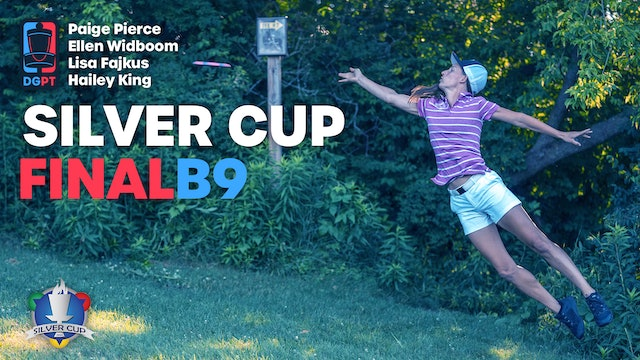 2020 Silver Cup Post Produced | Final Round, Back 9