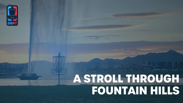 A Stroll Through Fountain Hills