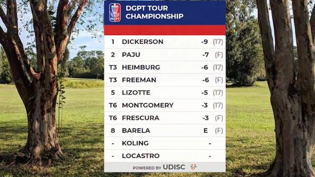 2018 Disc Golf Pro Tour Championship ...