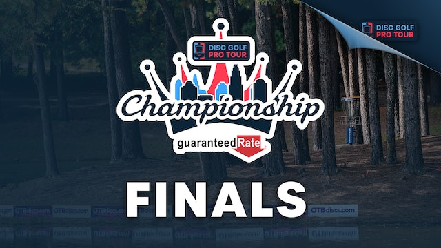 Finals, MPO   Tour Championship Presented by Guaranteed Rate