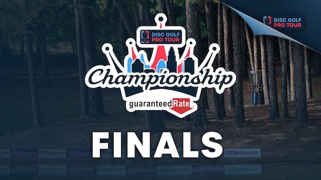 Finals, MPO | Tour Championship Prese...