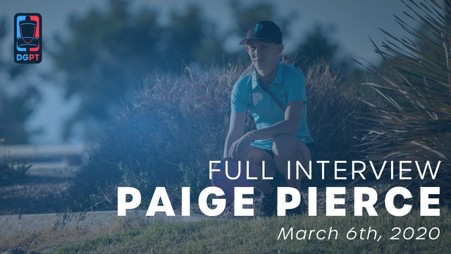 Paige Pierce Full Interview