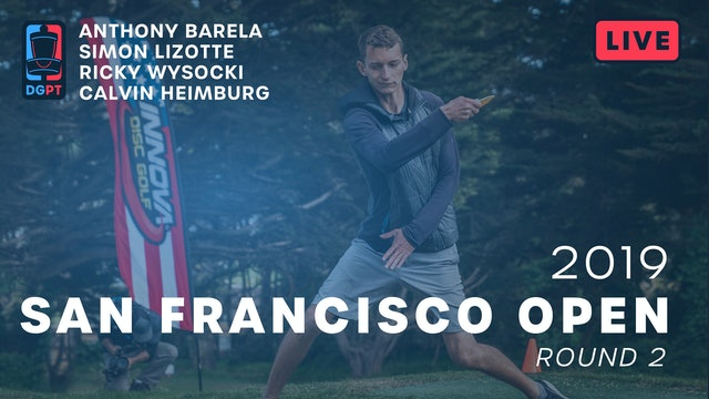 2019 San Francisco Open Live Replay - MPO Round 2