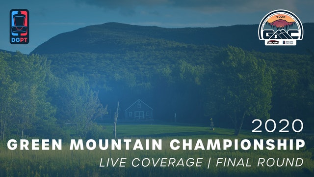 2020 Green Mountain Championship Live | Final Round