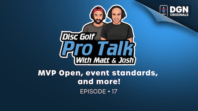 Ep. 17–MVP Open, event standards, and more!