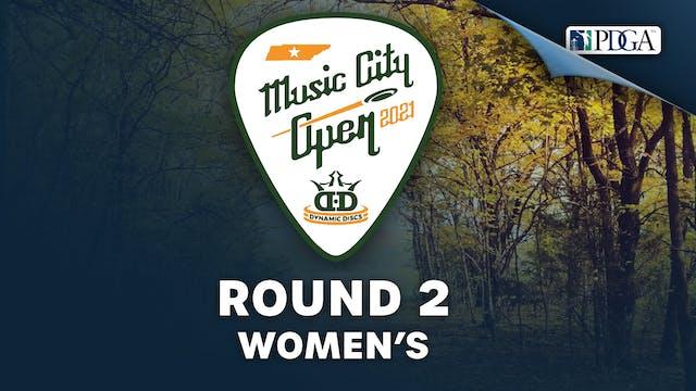 Round 2, Women's | Music City Open - ...