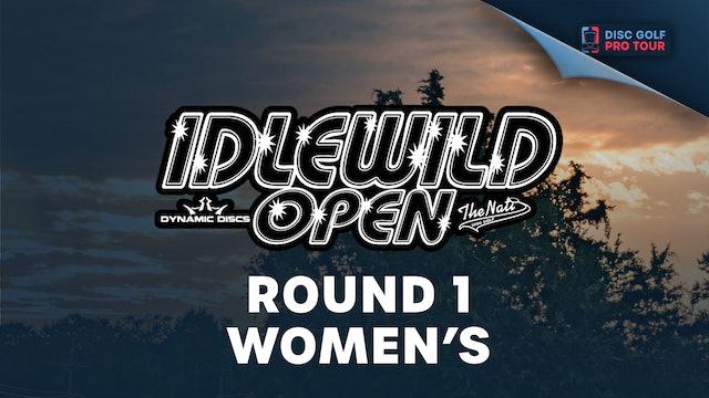 Round 1, Women's | Idlewild Open
