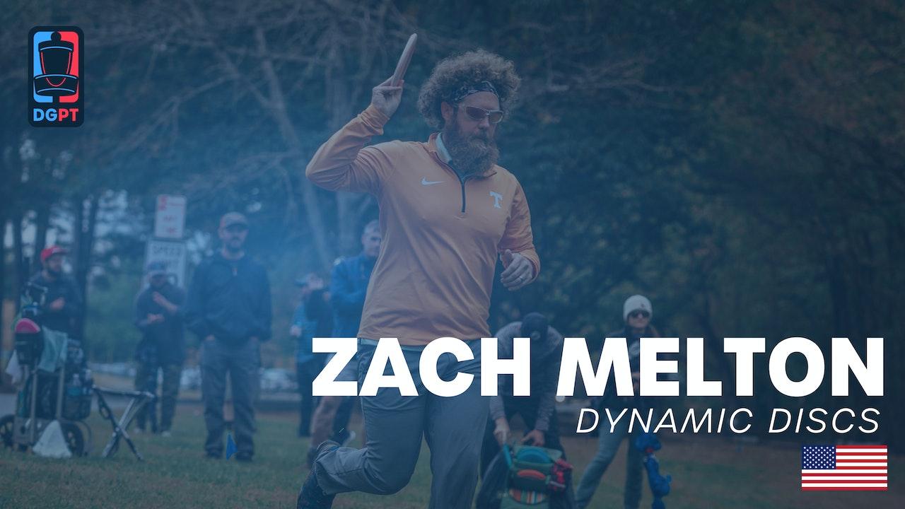 Zach Melton