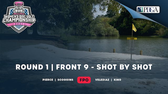 Shot by Shot Coverage | R1 - F9 | TPWDGC