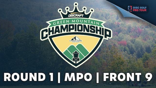 Round 1, Men's Front | Green Mountain Championship