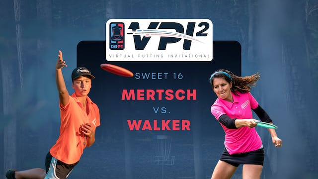Kat Mertsch vs Madison Walker | VPI2 ...