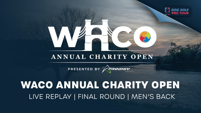 WAC Live Replay | Final Round | Men's Front