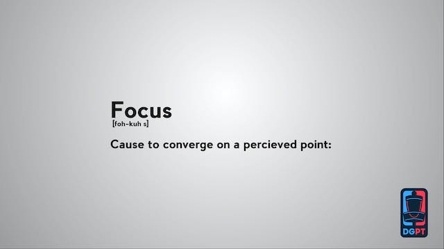 Define the Sport - Focus