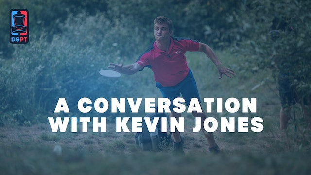 A Conversation with Kevin Jones