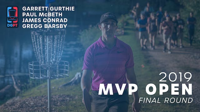 2019 MVP Open Live Replay - MPO Final...