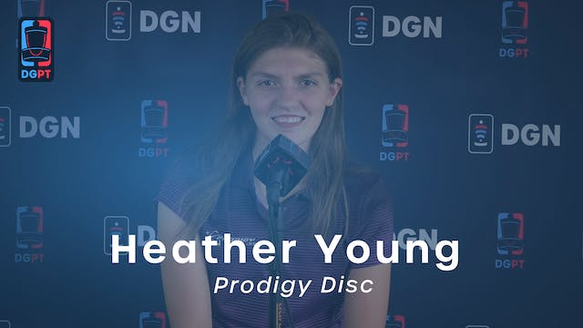 Heather Young Press Conference