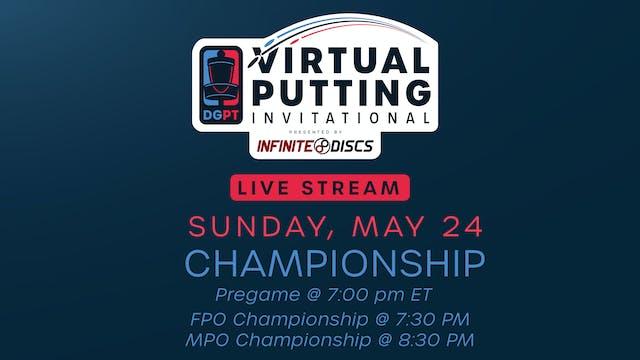 Virtual Putting Invitational   Championship