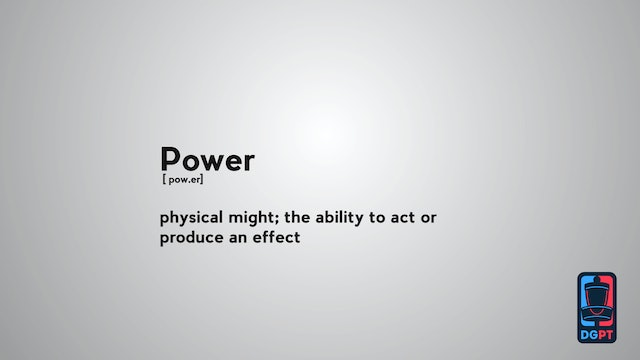 Define the Sport - Power