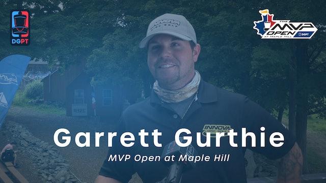 Garrett Gurthie Press Conference Interview
