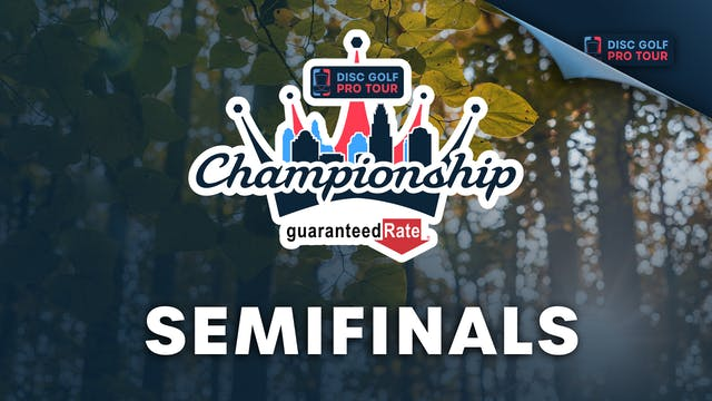 Semifinals, FPO | Tour Championship P...