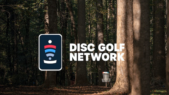 Disc Golf Network Trailer