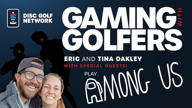 Gaming with Golfers | Among Us