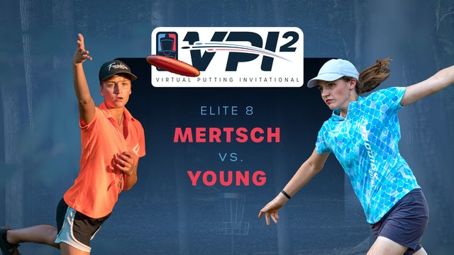 Kat Mertsch vs Heather Young | VPI2 | ELITE 8