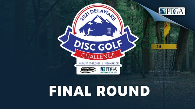 Final Round   Delaware Disc Golf Chal...