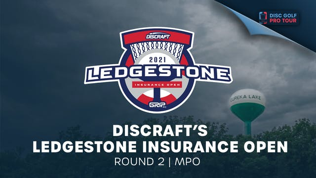 Ledgestone Insurance Open   Round 2  ...