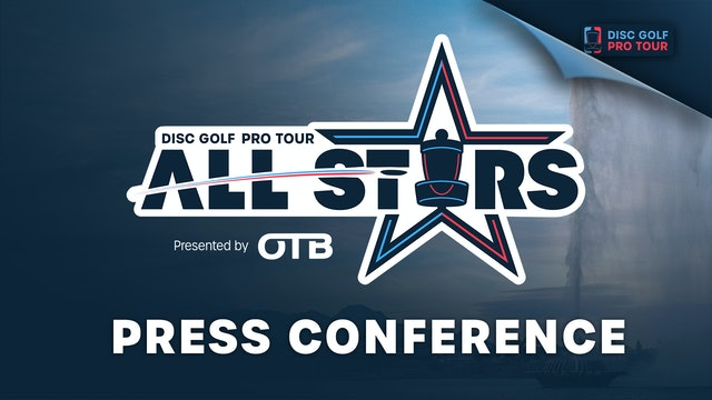 2021 All-Star Weekend Presented by OTB | Press Conference
