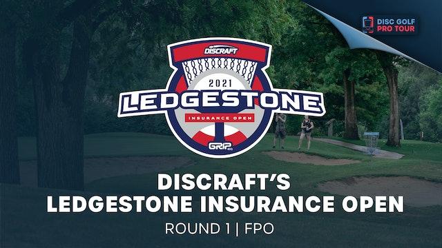 Ledgestone Insurance Open | Round 1 | FPO