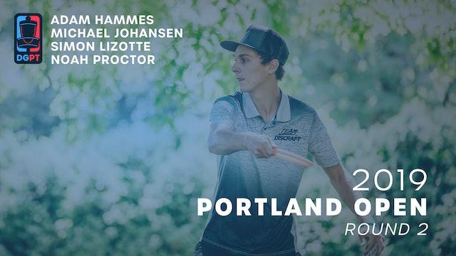 2019 Portland Open Live Replay - MPO Round 2