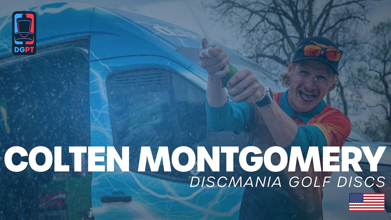 Colten Montgomery