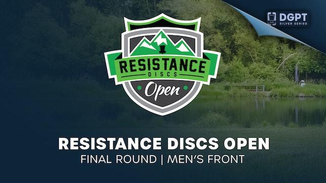Resistance Discs Open | Final Round | Men's Front