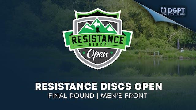 Resistance Discs Open | Final Round |...
