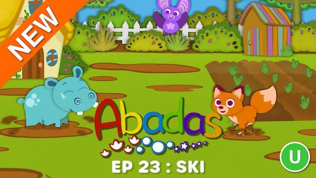Abadas - Skis (Part 23)