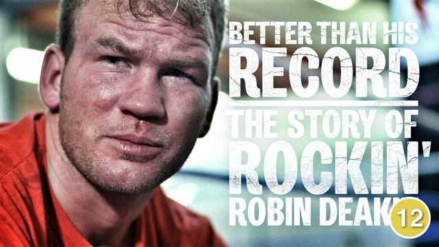 Better Than His Record: The Story of Rockin' Robin Deakin