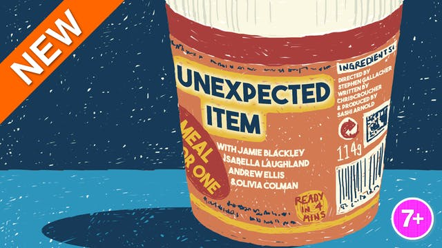 Unexpected Item (Olivia Colman)