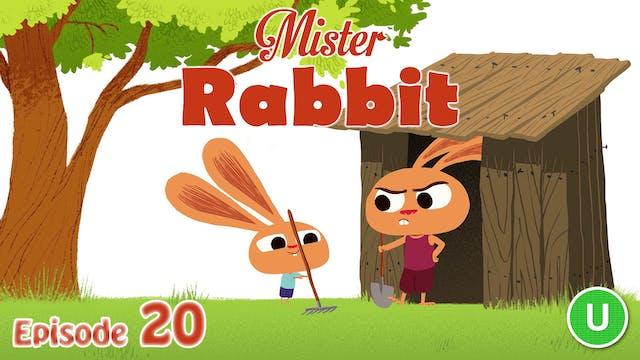 Mister Rabbit – Gardening (Part 20)