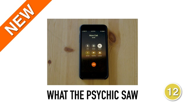 What the Psychic Saw
