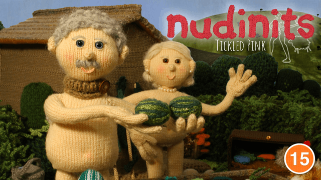 Nudinits: Tickled Pink