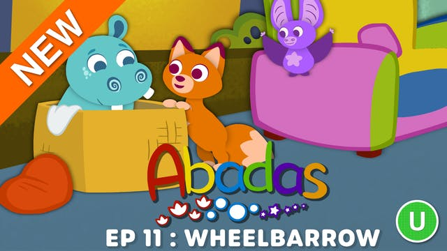Abadas - Wheelbarrow (Part 11)