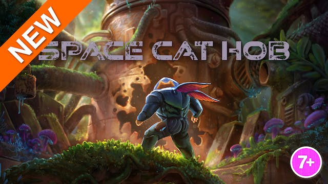 Space Cat Hob