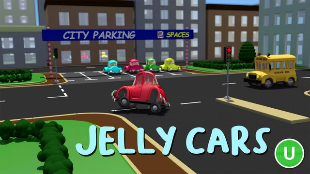 Jelly Cars
