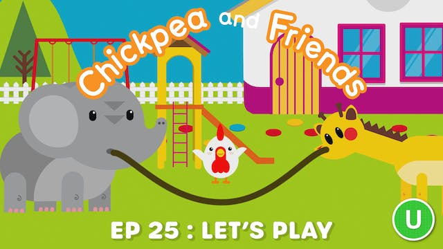 Chickpea & Friends - Let's Play (Part...