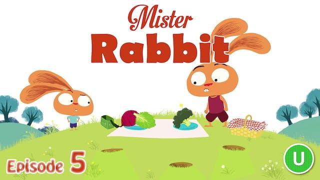 Mister Rabbit - The Picnic (Part 5)