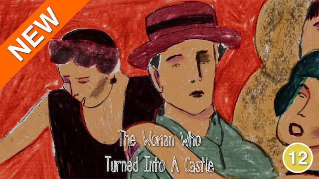 The Woman Who Turned Into A Castle