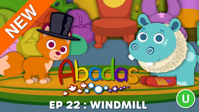 Abadas - Windmill (Part 22)