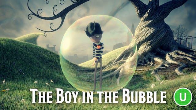 The Boy in the Bubble (Alan Rickman)